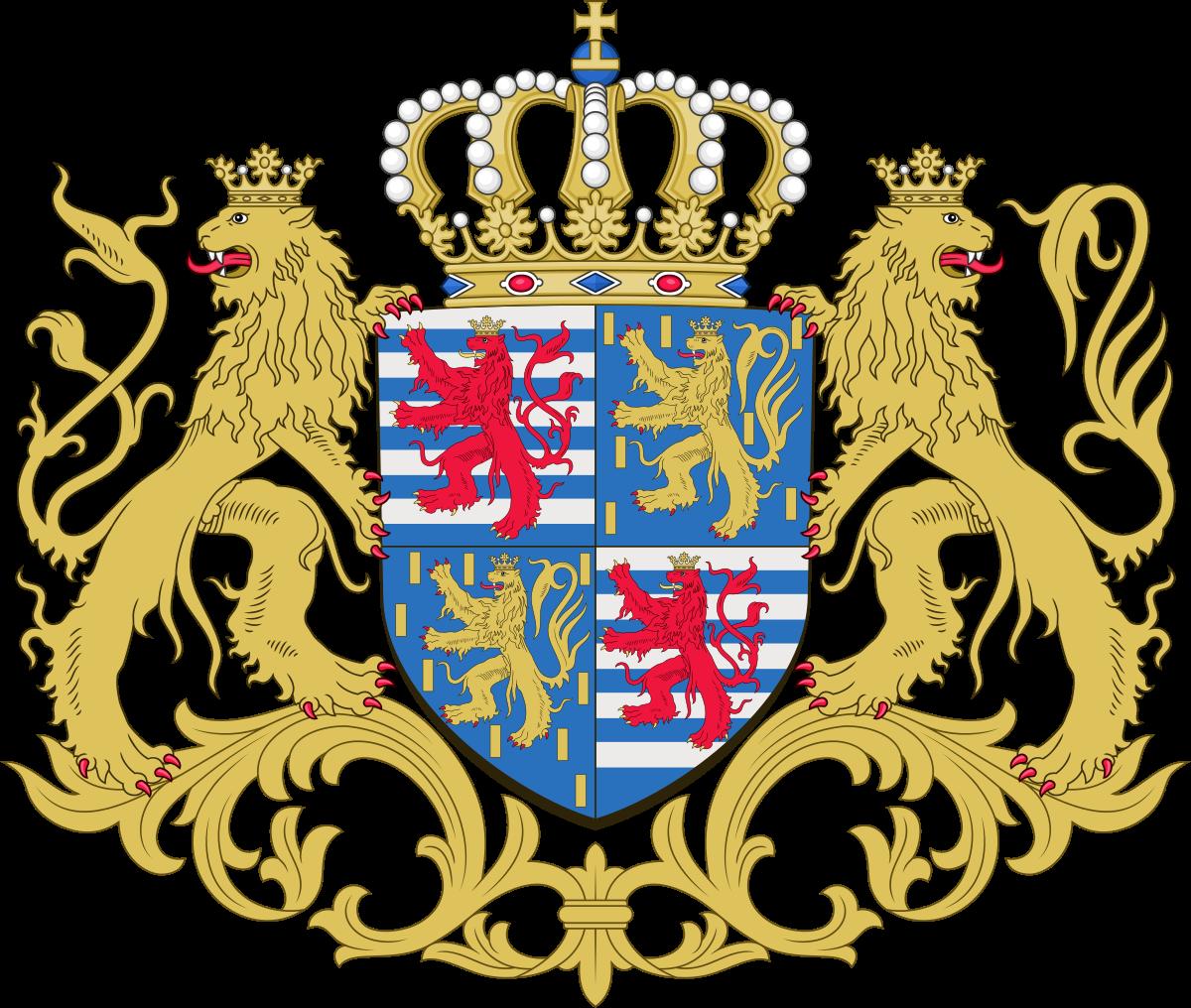 Página ofical de la Casa Gran Ducal de Luxemburgo