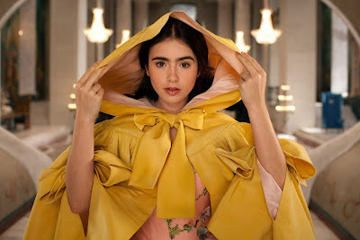 Lily Collins as Snow White in 'Mirror Mirror'