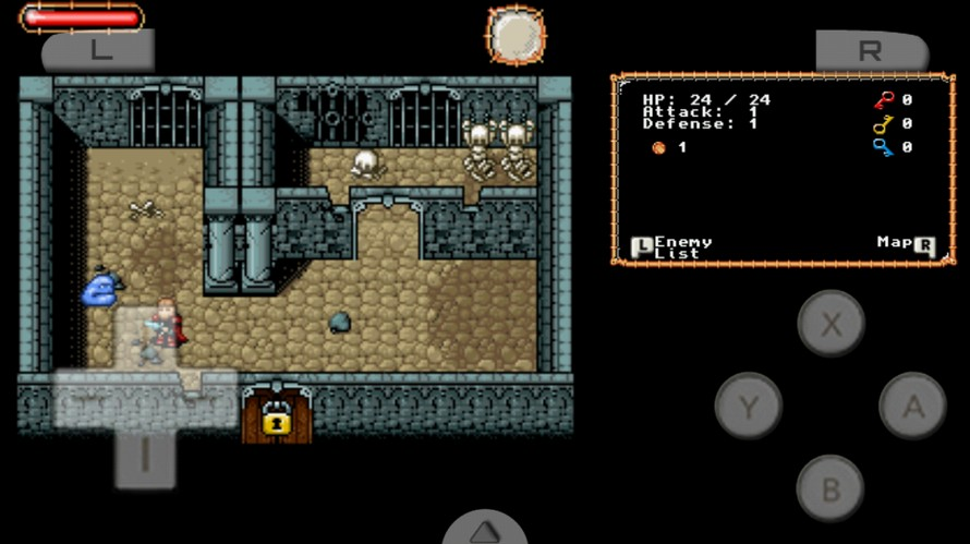 DraStic DS Emulator r2.2.0.2a Patched Apk Android ~ STALLGAME