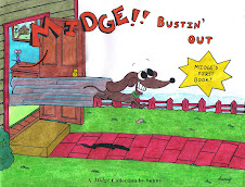 Midge's First Book is HERE! 'Midge! Bustin' Out: A Comics Collection'
