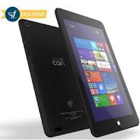 Buy Notion Ink Cain8 16GB Wifi,3G Data Tablet Black at Rs.7437 Via PayTM after cashback