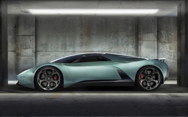 Lamborghini Insecta Concept images