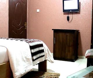 DownTown Lagos Hotel Ikeja Vegas Room