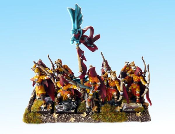 elves - Skavenblight's Wood Elves - Page 2 Glade_guards_10