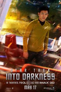 John Cho Star Trek Poster
