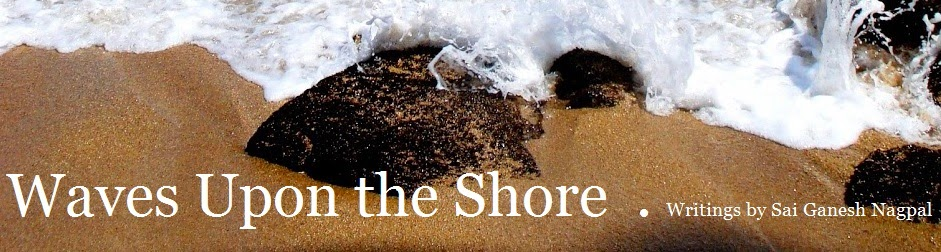 Waves Upon the Shore...