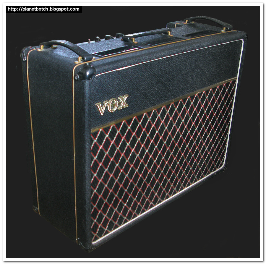 Mid 1960s Vox AC30 Guitar Amplifier