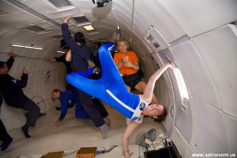 Pakaian Astronot ini Mampu Lindungi Astronot dari Efek Gravitasi Mikro Luar Angkasa