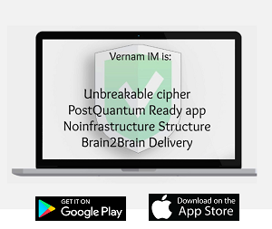 Communication App of the Month - Vernam IM