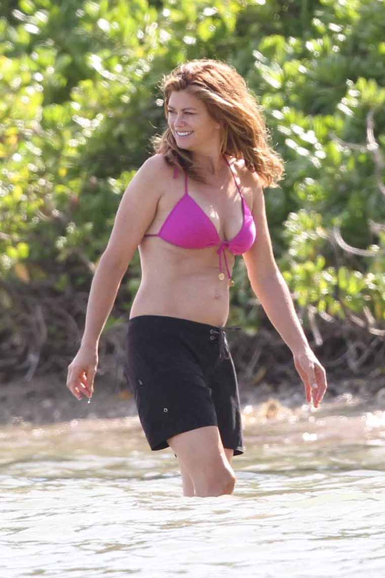 from Leandro kathy ireland swimsuit images