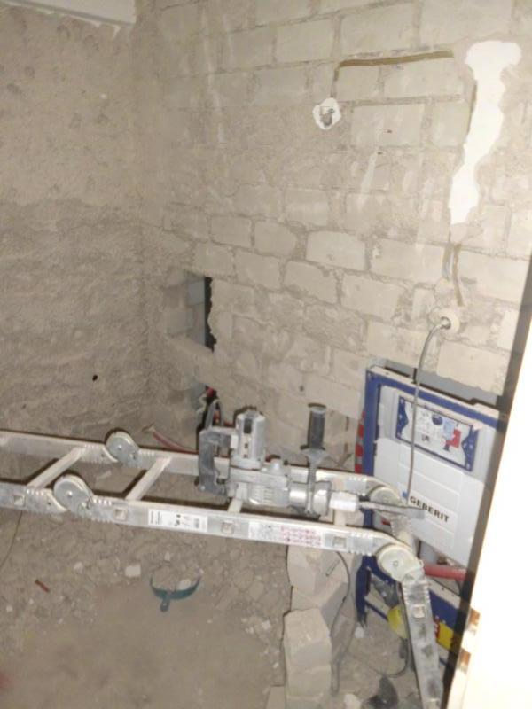 originelles handwerk, handwerk mit tradition und high tech: schon, Badezimmer