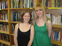 Booking in Heels and Musings of a Bookshop Girl