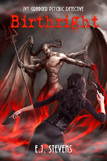 Birthright Ivy Granger urban fantasy by E.J. Stevens