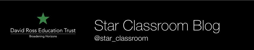 Star Classroom Blog