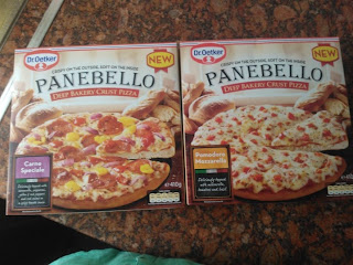 Dr Oetker Panebello Deep Bakery Crust Pizza Boxes