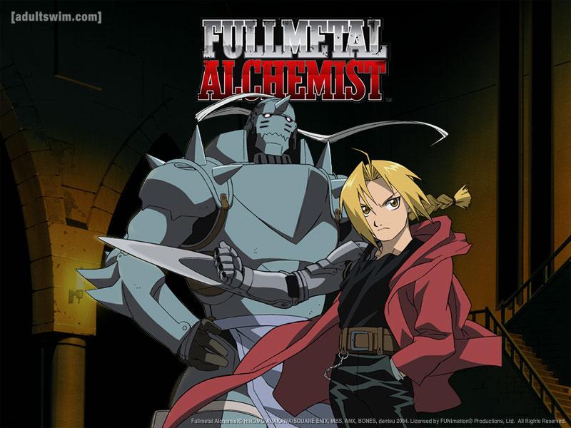 Fullmetal Alchemist Fullmetal-alchemist