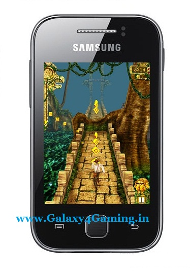 How to Play HD Games GTA 3,Temple Run on Galaxy Y