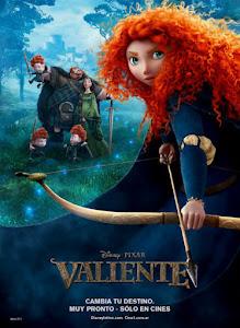 Afiche de Valiente