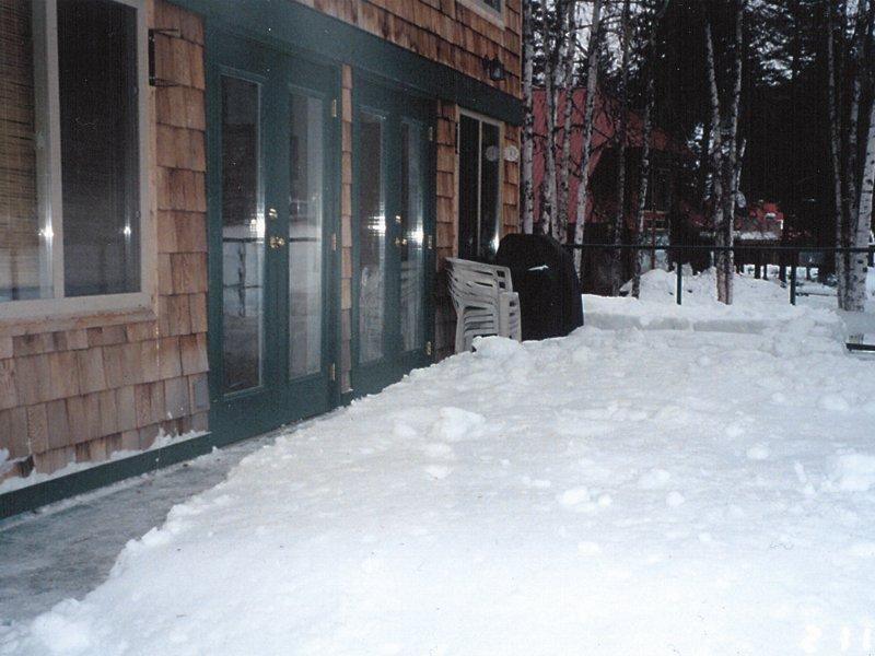 Duradek Winter Deck Care And Maintenance Tips