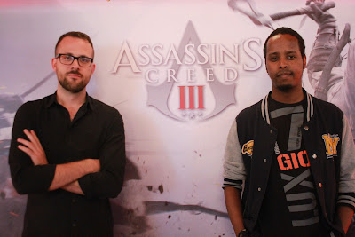 Assassin's Creed III - Julian Laferriere Associate Producer Interview - We Know Gamers