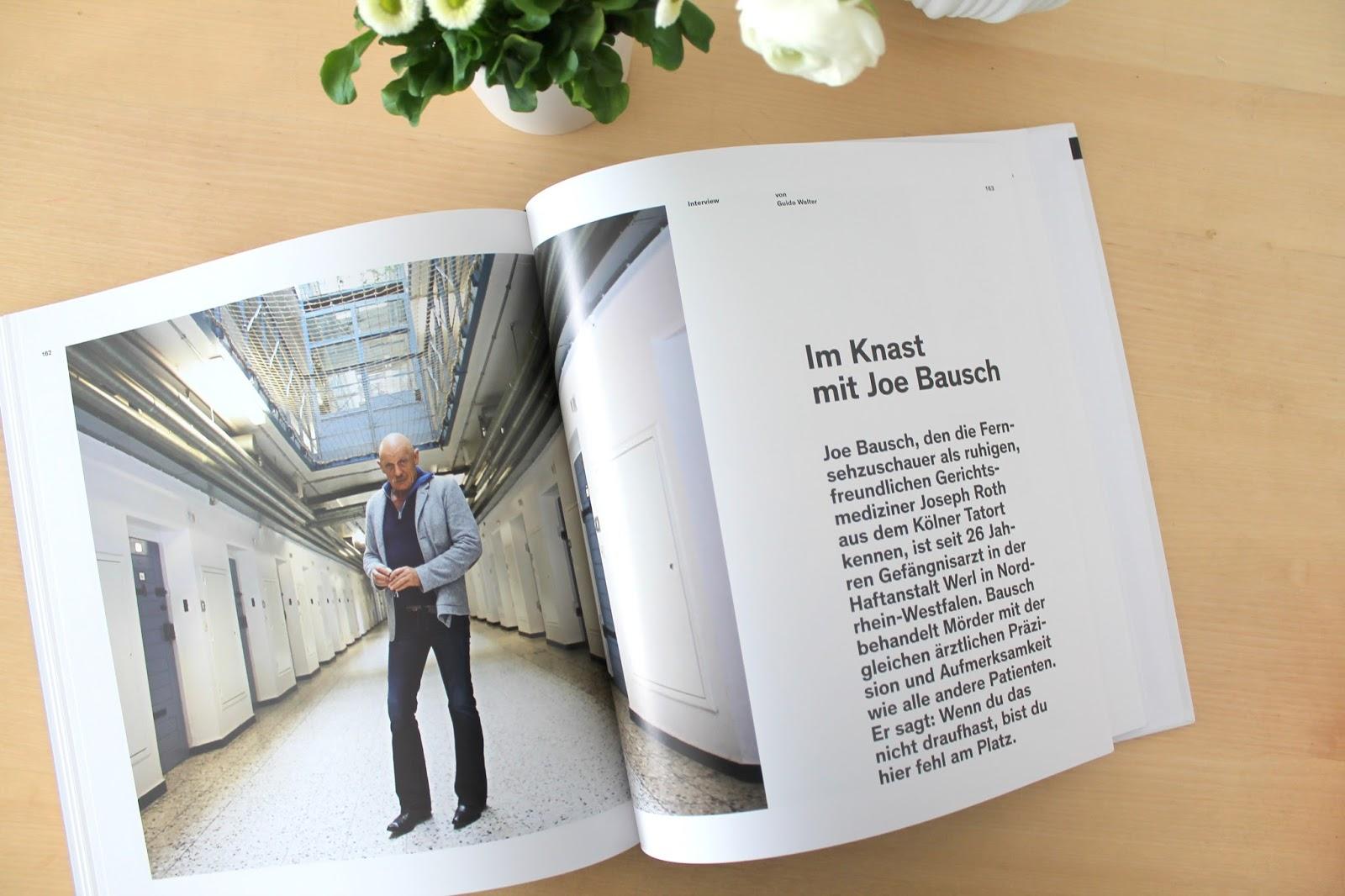 Innenseiten Koelner Tatort Joe Bausch