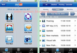 Neatcall Free Communicator App for iPhone