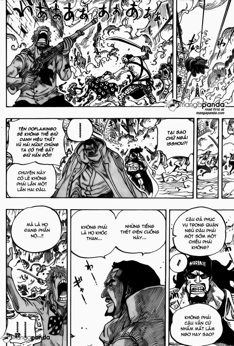 one piece truyentranhtuan com chap 747 trang 007, One Piece chap 747   NarutoSub