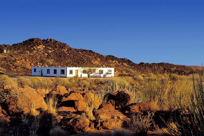 Canyon Mountain Camp Namibia