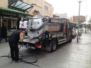 Disponemos de camión cuba en Mataró