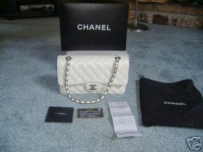 how to detect a fake chanel bag