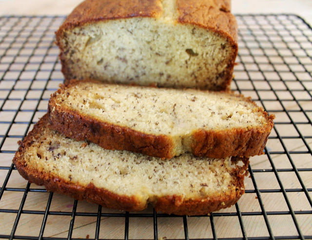 ... And a recipe for my favorite Super Moist Banana Bread - Scratchy Mama
