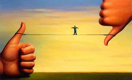 otimismo e marketing pessoal