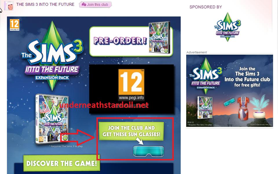 free sims 3 blog