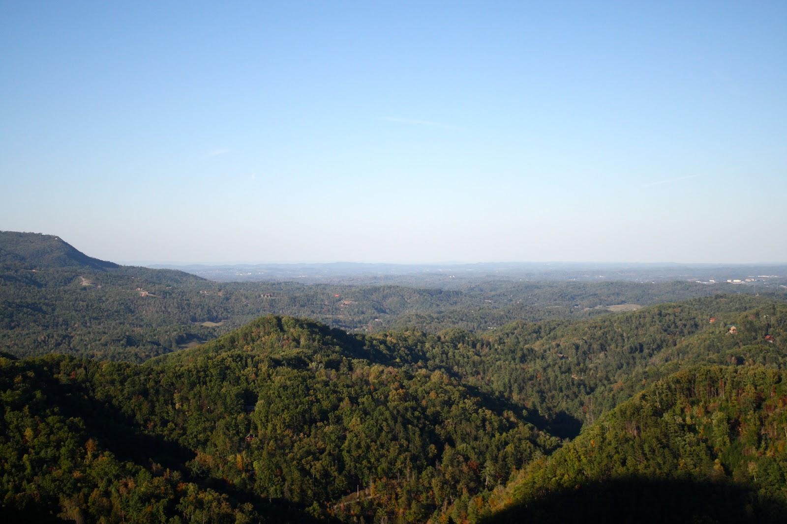 Smoky Mountains, Tennessee, Gatlinburg, Hiking