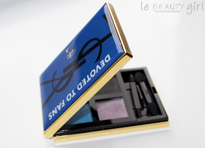 YSL Devoted To Fans #1 Facebook Palette (Limited Edition)