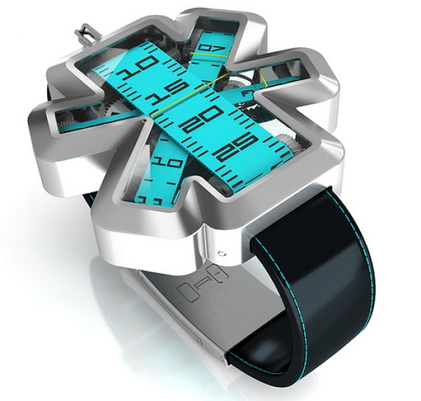 Creative watch design