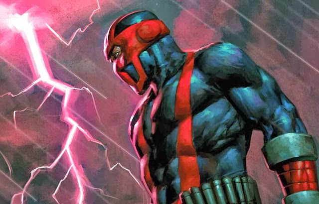Night Thrasher (Marvel Comics) Character Review - Sad
