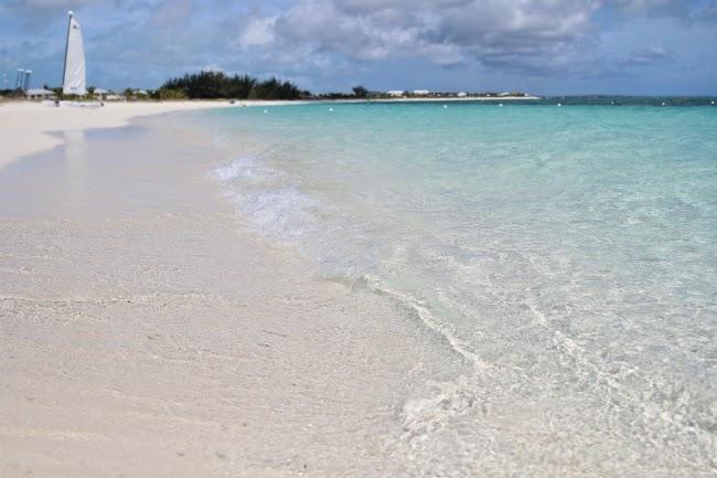 Turks & Caicos Recap