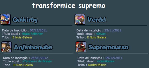 transformice supremo
