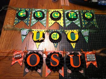 Spirit Banners!