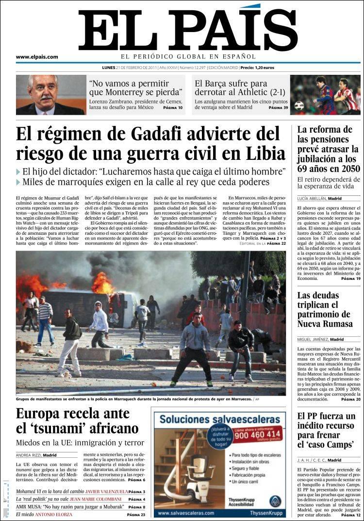 Nada de magia comparativa entre la prensa latinoamericana for Que es politica internacional