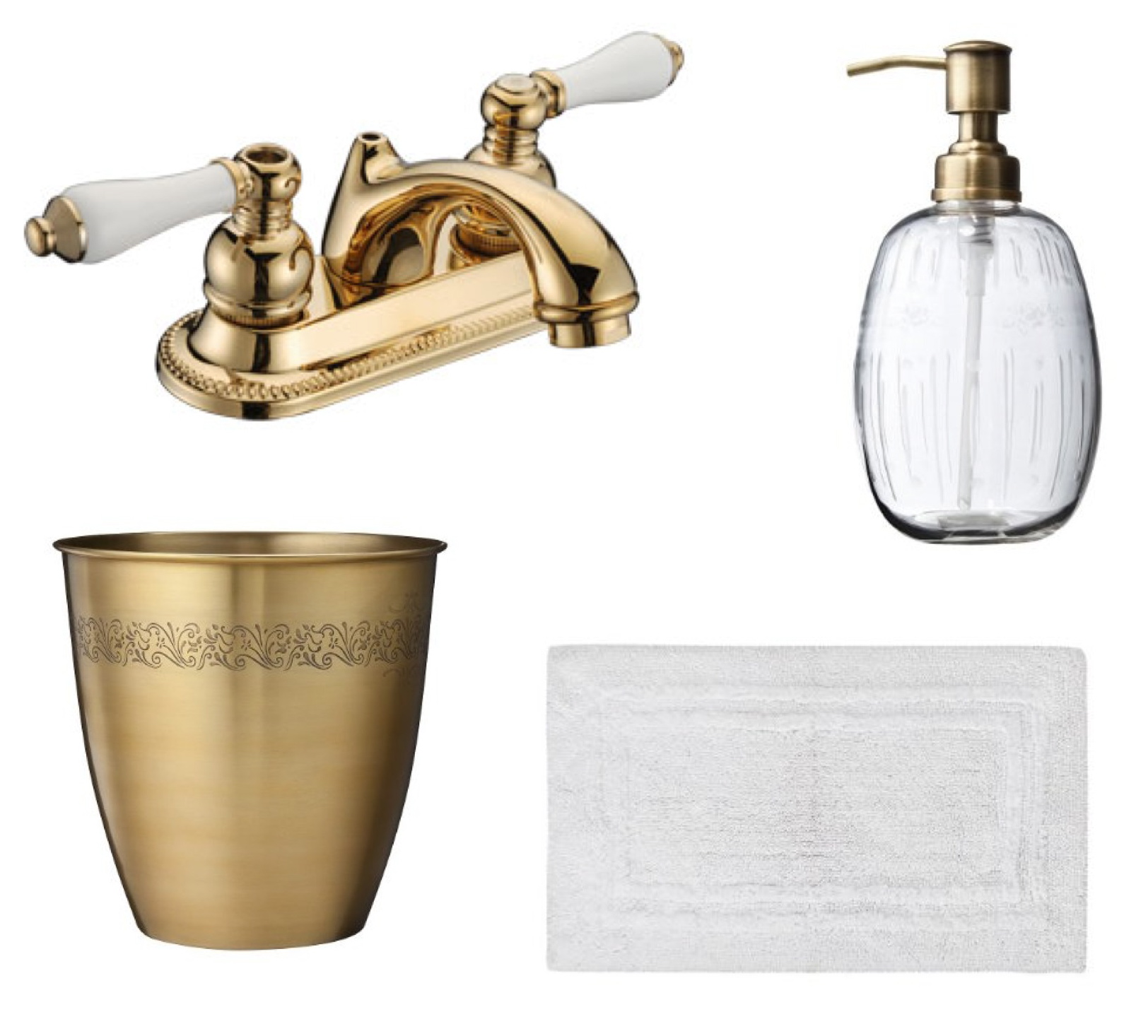 Bathroom Accessories - Julie Blanner