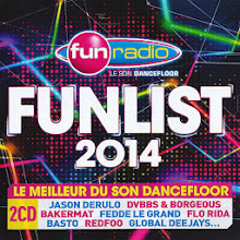 Fun Radio Funlist 2014