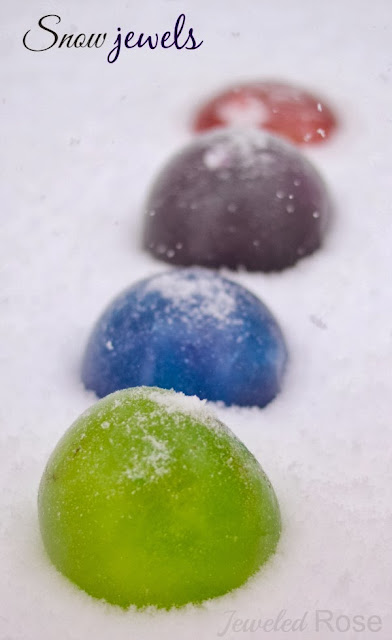 Snow Jewels- add it to the bucket list!