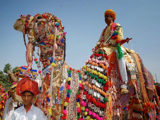 Pushkar Camel Fair Festival