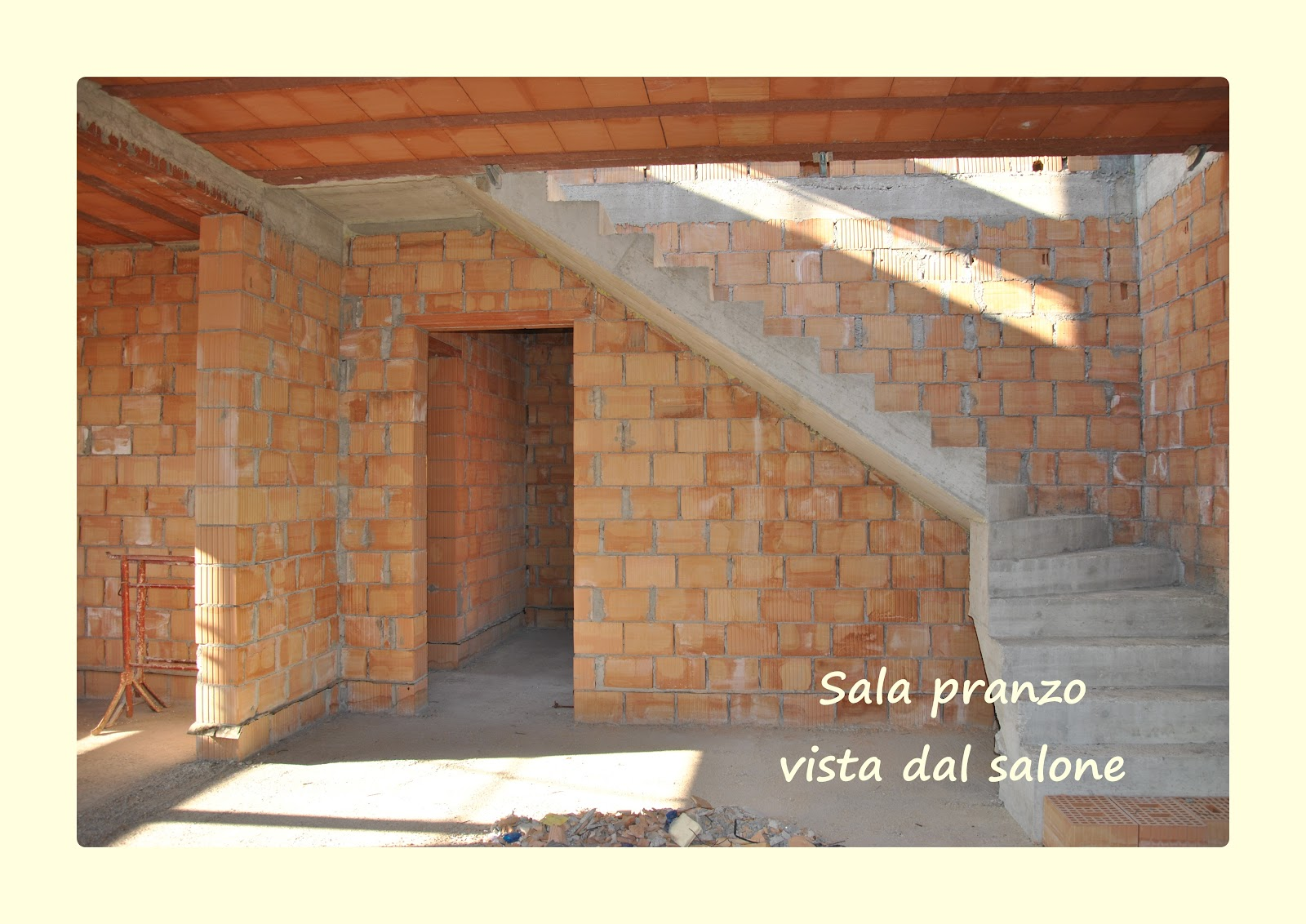 La Vita In Hobby: Construction
