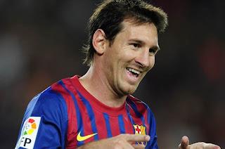 Messi y Barcelona los mejores del 2011 en Europa