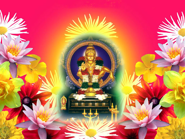 Bhakti Wallpaper Lord Ayyappa Wallpapers