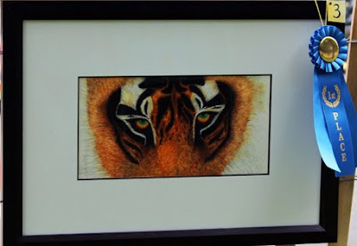 First Place - Watercolor, Student Category - photo by Tanvi Rastogi