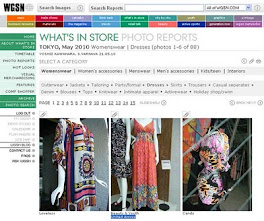My work at WGSN